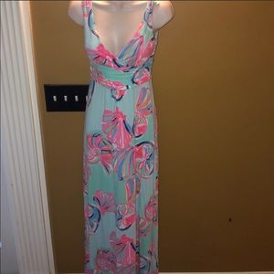 Lilly Pulitzer Sloane maxi dress